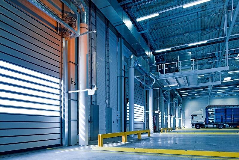 Industriedeur onderhoud en onderdelen